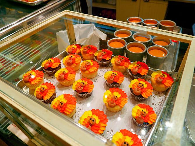 Bästa cupcakes i New York - Magnolia Bakery bakelser
