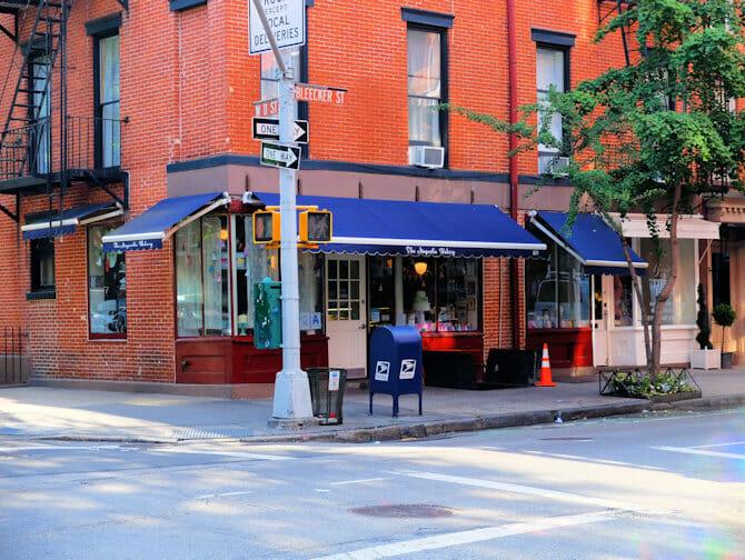 Bästa cupcakes i New York - Magnolia Bakery