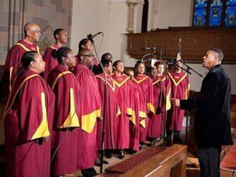 Gospel tur i NYC - Gospelkör