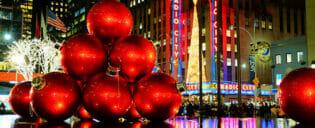 Julsäsongen i New York
