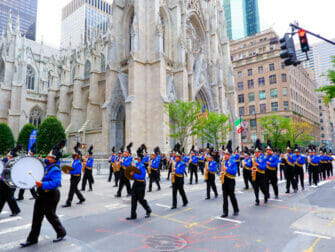 Columbus Day i New York - Band