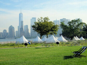 Memorial Day i New York - Governors Island