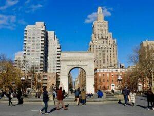 Presidents' Day i New York