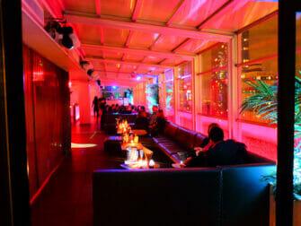 Rooftop Bar i NYC - Skyroom