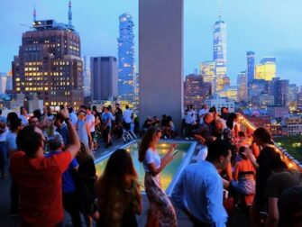 Bästa takbarer i New York - Jimmy