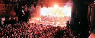 Kalender över konserter i New York
