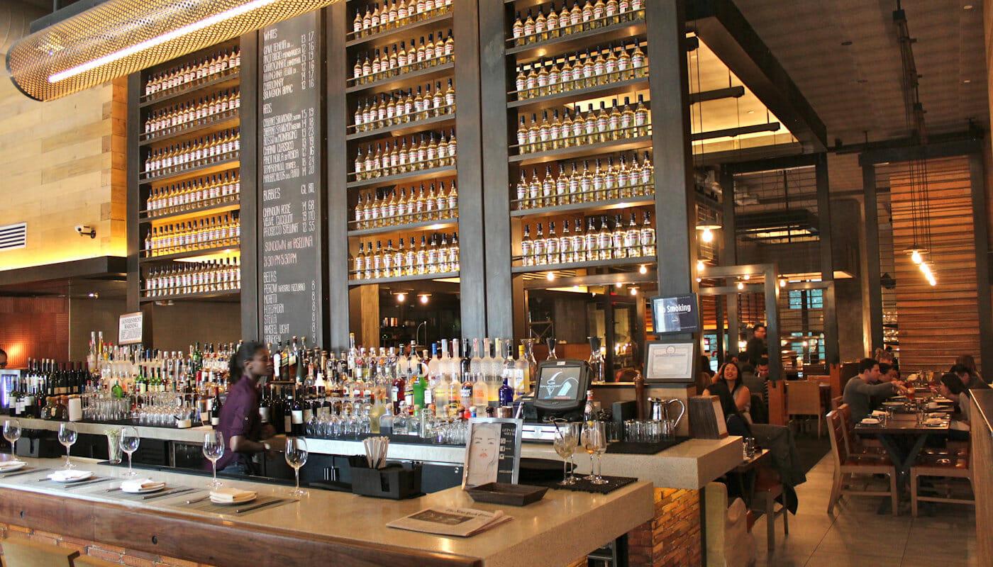 Romantiska restauranger och barer i New York - Gansevoort Park Avenue
