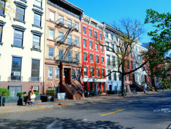 East Village i NYC - Gata