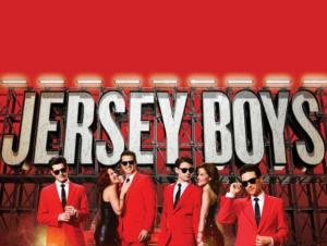 Biljetter till Jersey Boys i New York