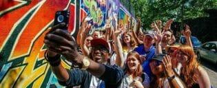 Guidade Hip Hop turer i New York