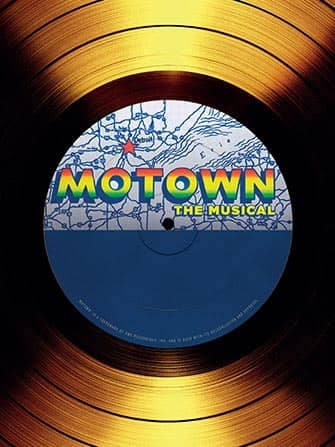 Motown på Broadway NYC