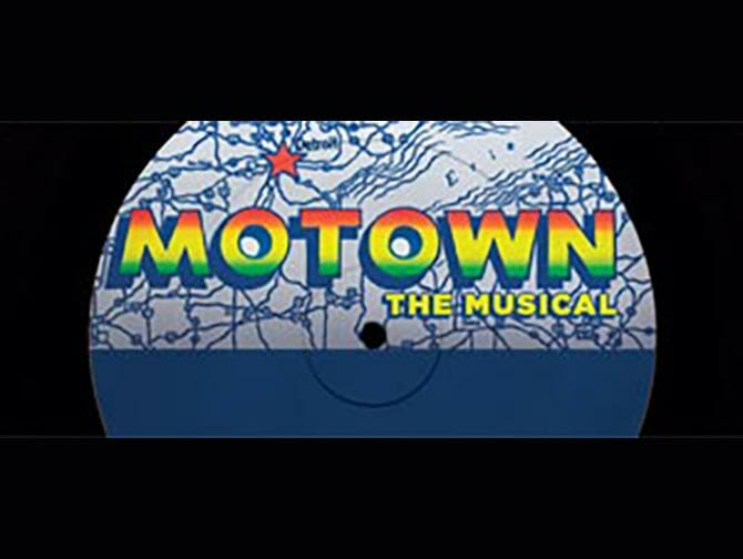 Motown pa Broadway New York
