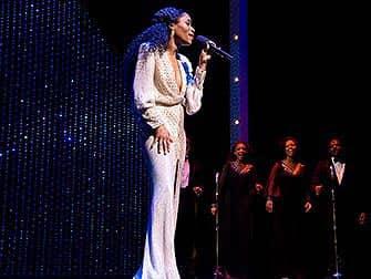 Musikalen Motown i New York
