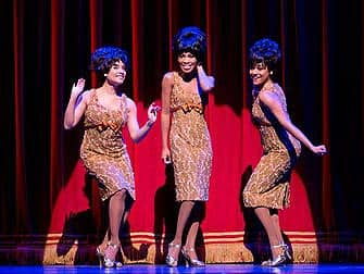Musikalen Motown på Broadway New York City