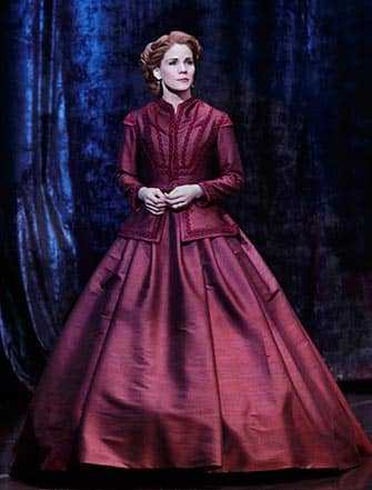 The King and I på Broadway - Kelli O Hara