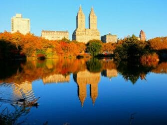 Central Park Movie Sites rundvandring - The Reservoir
