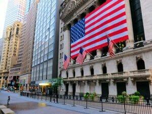 Guidad tur i Financial District i New York