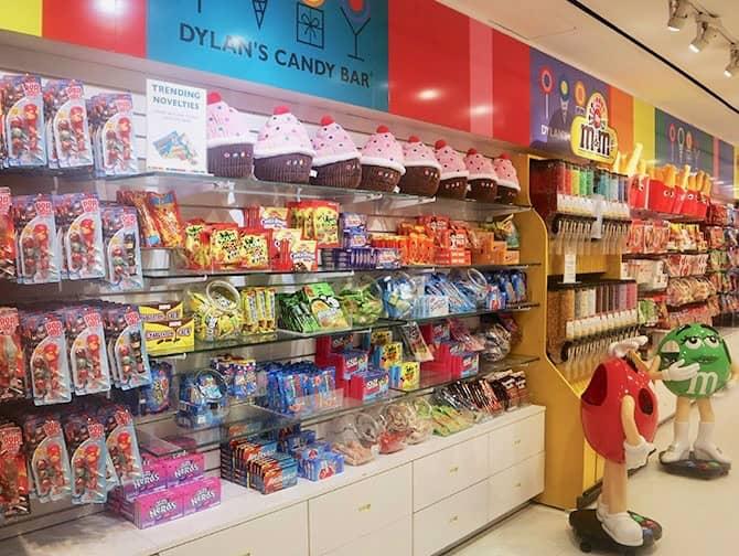 Gossip Girl rundtur - Dylan's Candy Bar