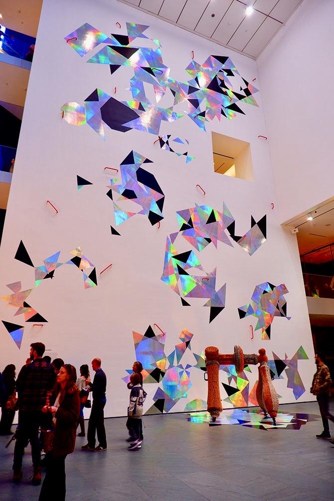 MoMA Museum of Modern Art i New York - Konst
