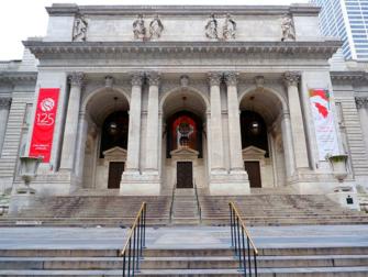 New York Architecture Tour - Public Library
