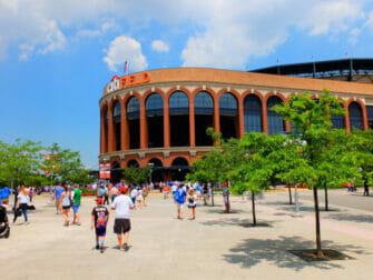 New York Mets biljetter - stadion