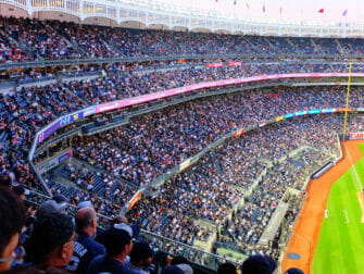 New York Yankees biljetter - Publik