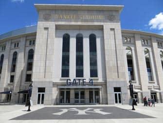 Billigt i New York - Yankees