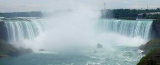 Från New York till Niagarafallen två dagars rundtur