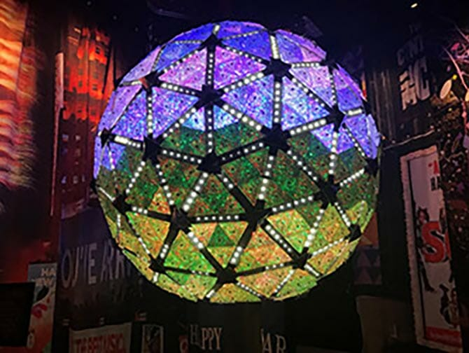 Ripley's Believe it or Not! i New-York - Ball Drop Times Square