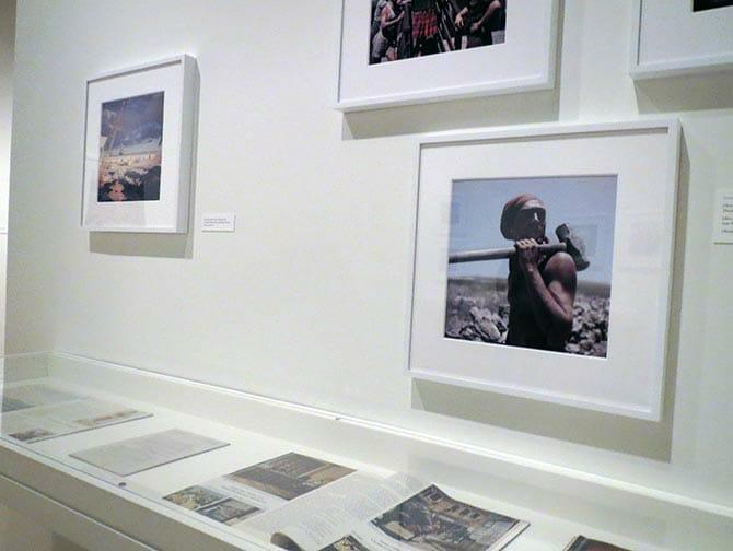 International Center of Photography i New York- Utställning