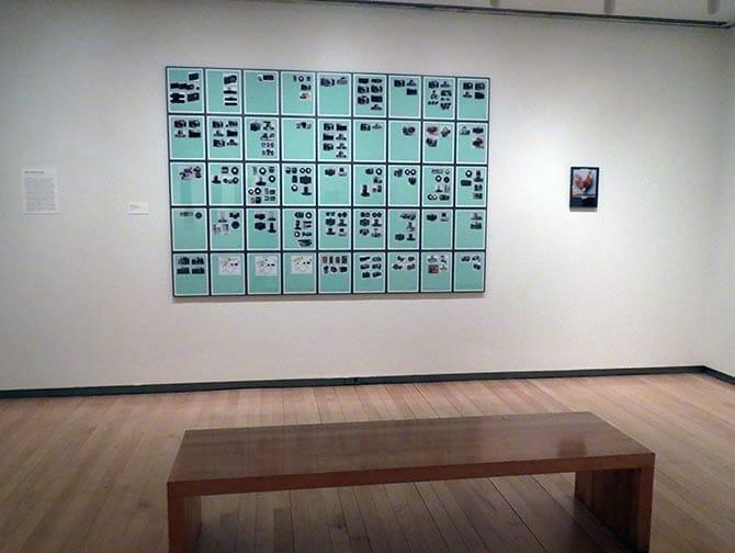 International Center of Photography i New York- Utställning - Public Private Secret utställningen