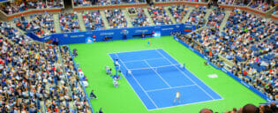 US Open Tennis biljetter