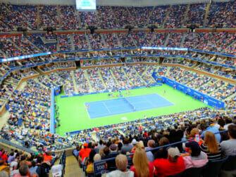 US Open Tennis biljetter - Tennismatch
