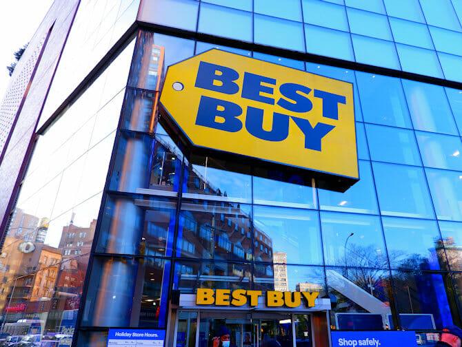 Elektronik och tillbehör i NYC - BestBuy