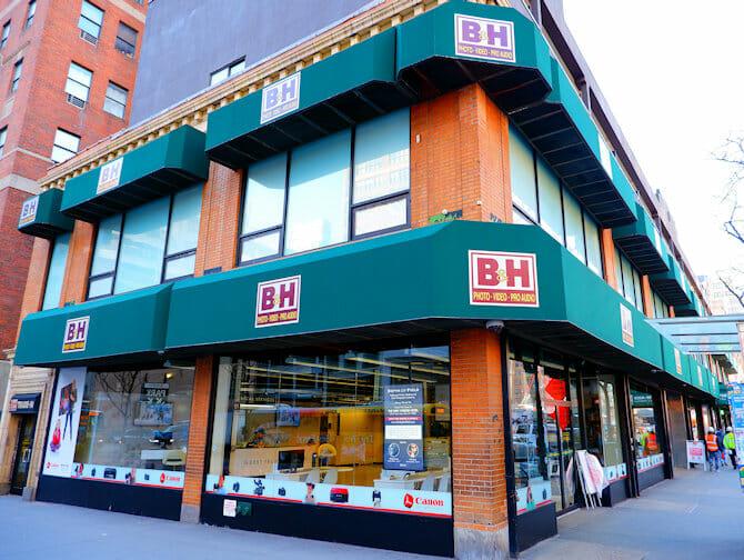 Elektronik och tillbehör i New York - B&H