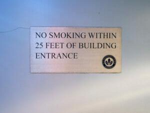 Rökning i New York