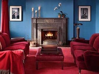 Romantiska hotell i NYC - Gramercy Park Hotel