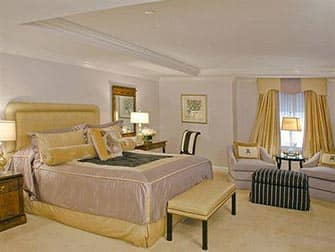 Romantiska hotell i NYC - Michelangelo