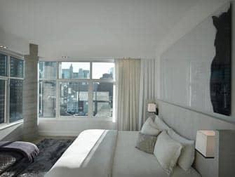 Romantiska hotell i NYC - The James