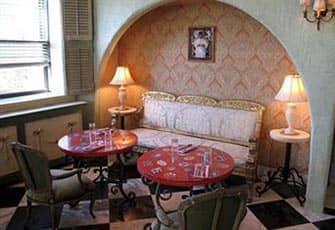 Romantiska hotell i NYC - The Jane Hotel