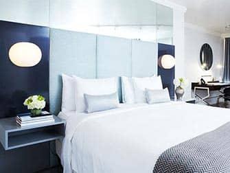 Romantiska hotell i NYC - The London