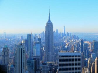 Guidad busstur och rabatter på sevärdheter - Empire State