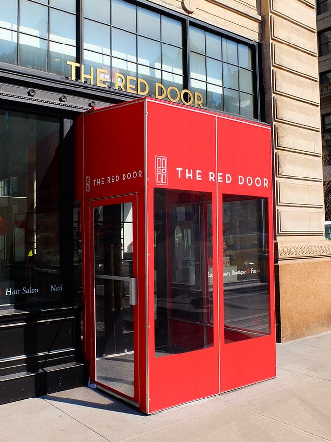 Skönhetssalonger i NYC - Red Door Spa by Elizabeth Arden