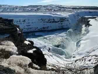 Stopover på Island - Vattenfall