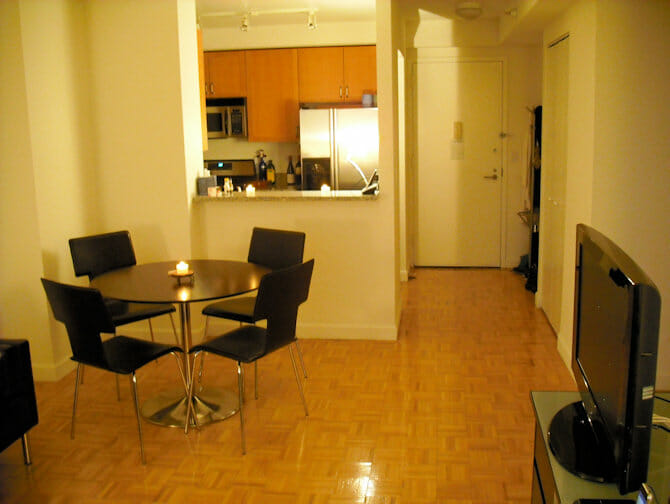 Arbeta och bo i NYC - Lägenhet på Manhattan