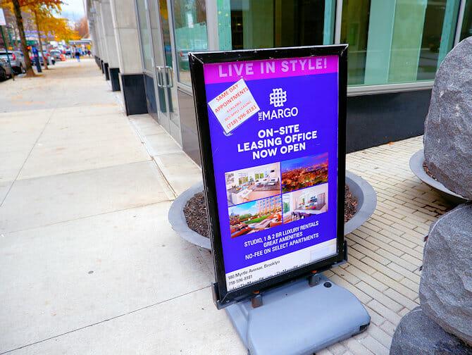 Arbeta och bo i NYC - Annons lägenhet uthyres