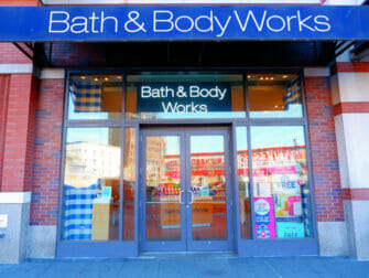 Makeup i New York - Bath and Body Works