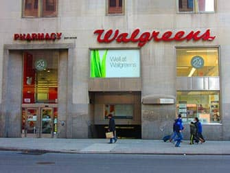 Makeup i New York - Walgreens