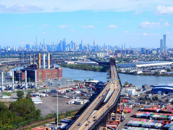 Transfer Newark Airport till Manhattan