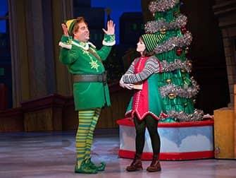 Biljetter till Elf the Christmas Musical - Buddy förklarar